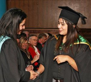 Burton College Graduation 2009