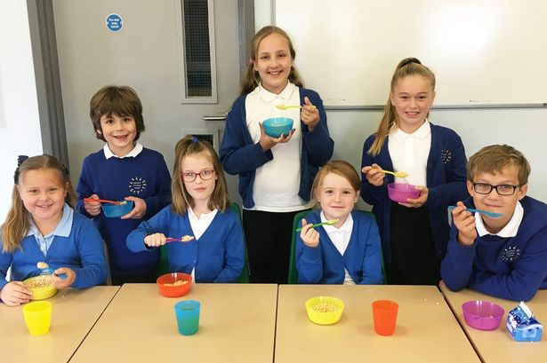 Derwent Primary School Breakfast Club