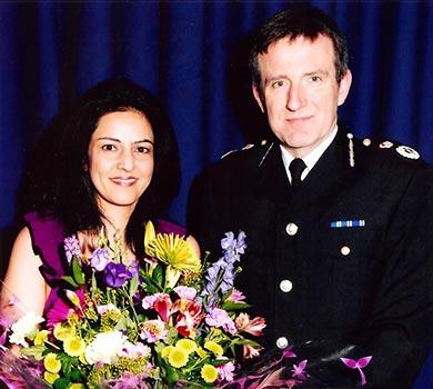 Derbyshire Constabulary Celebrating Achievement Awards