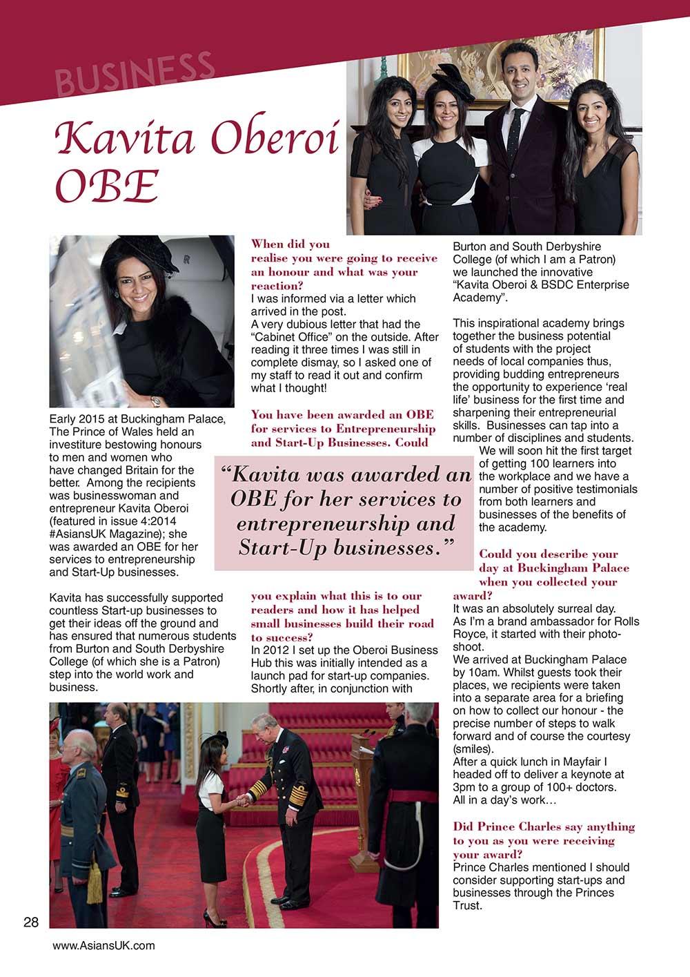 Asians UK Magazine