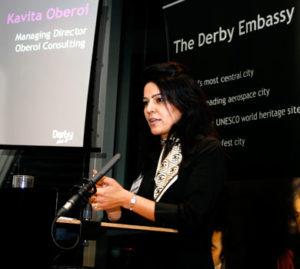 """""""Derby Embassy"""" in London"""