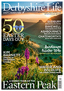 Derbyshire Life Easter Cover 2017