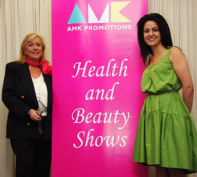 Health and Beauty show at Pride Park