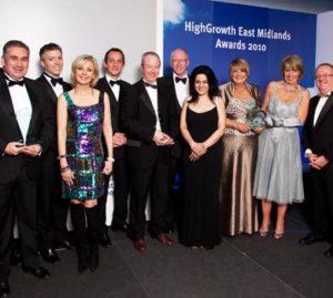 HighGrowth East Midlands Awards