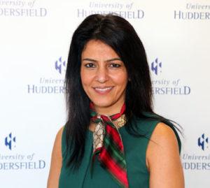 University of Huddersfield - Kavita Oberoi