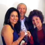 Kavita Oberoi with Lord Alan Sugar and Ruby Wax