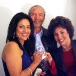 Kavita Oberoi with Lord Alan Sugar and Ruby Wax