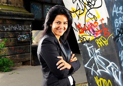 Kavita Oberoi - Secret Millionaire