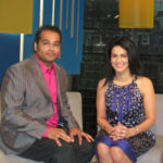 "Kavita Oberoi on the ""The TV Show"" hosted by Krishna Gurumurthy"