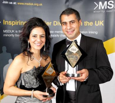 MSDUK Award Winner 2010