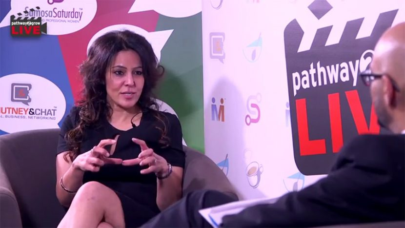 Majid Waris In Conversation With Kavita Oberoi OBE