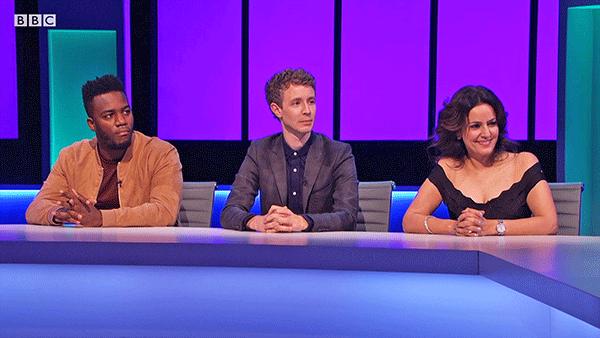 "Mo Gilligan, Matt Edmondson and Kavita on ""The Apprentice: You're Fired 2018"""