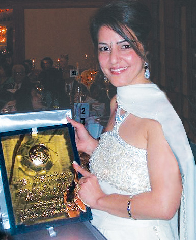 Pride of India Gold Award 2005