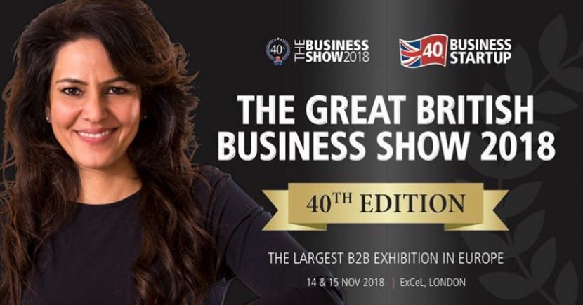 The Great British Business Show 2018