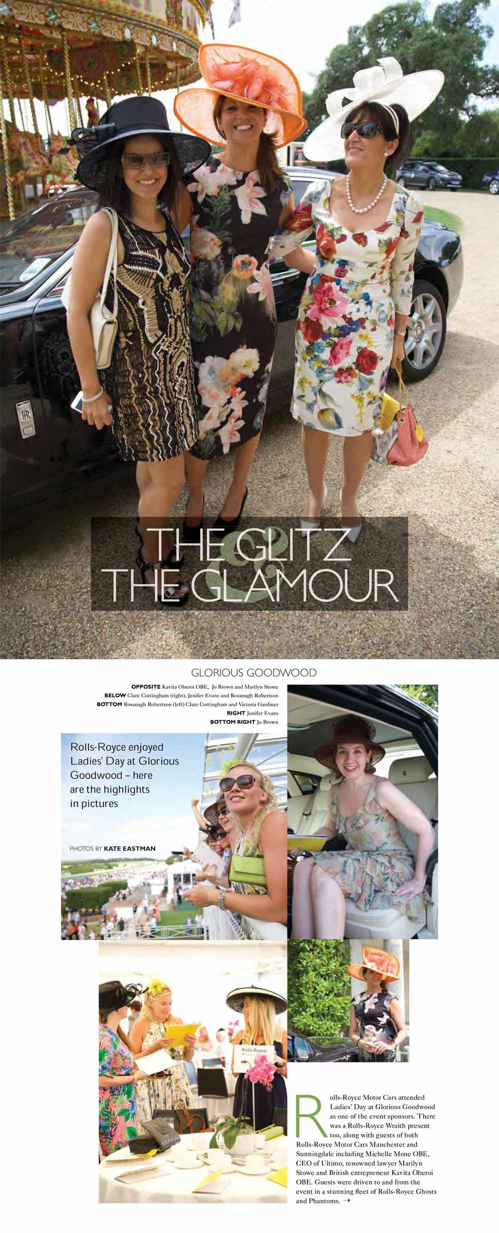 Aura Mag - Glitz & Glamour 2014