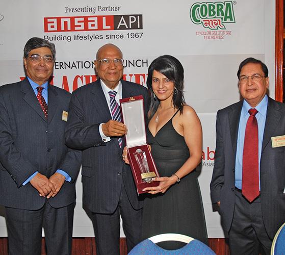 NRI Pinnacle Award 2007