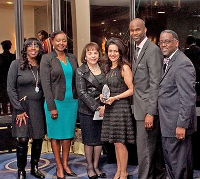 Women of Colour Achievement Award 2015